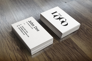The printing works rugby rugbys leading design and print specialist business cards reheart Choice Image